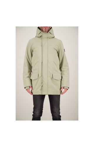 Airforce FRM0393 Snow Parka Silver Sage