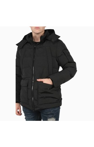 Airforce FRM0634 Otis Jacket True Black