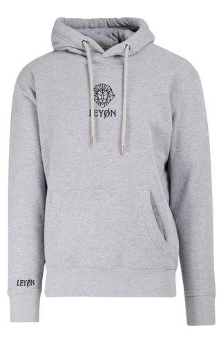 LEYON Leyon Logo Hoody Grijs