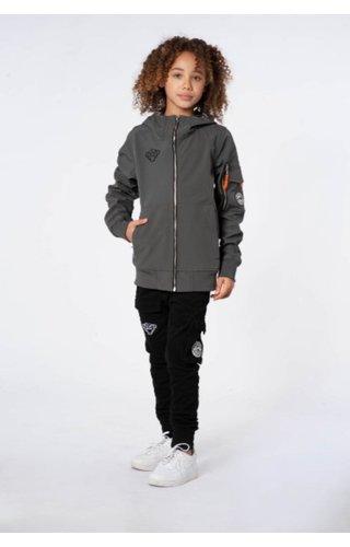 Black Bananas JR. Softshell jacket Grey