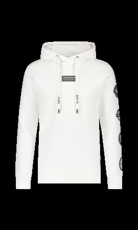 Purewhite Purewhite Hoody - Off White