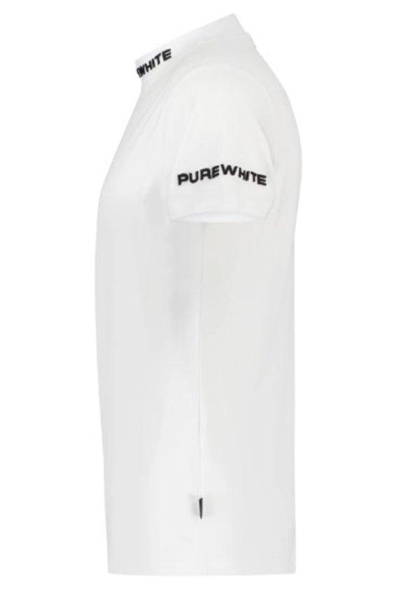 SS21 21010115 Purewhite T-Shirt White