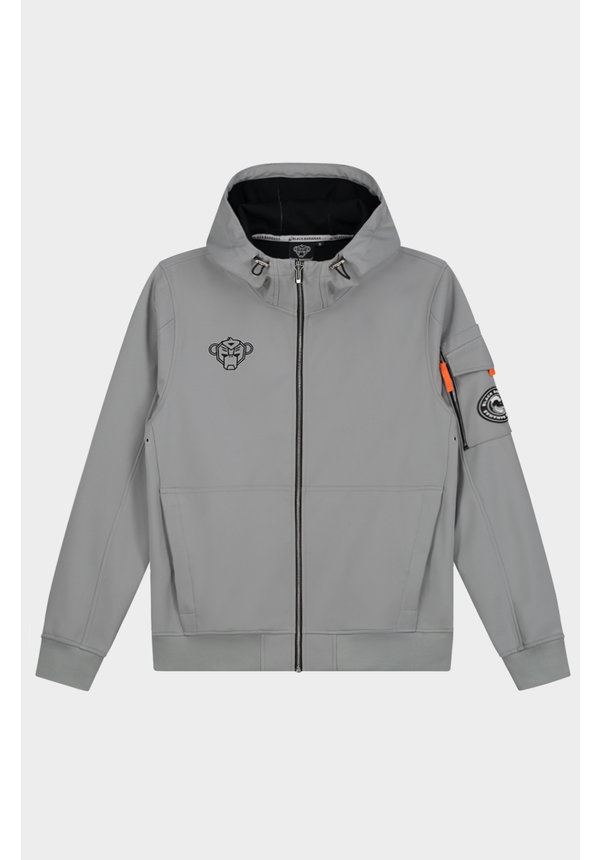 Seatle Softshell Jacket Grey