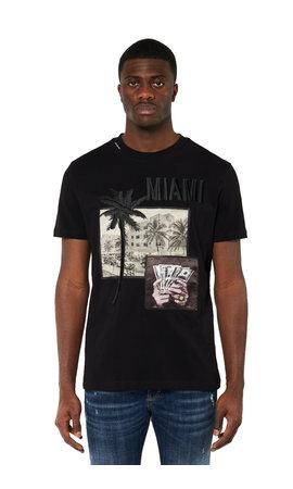 My Brand City Miami T-Shirt Black