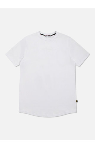Off The Pitch The Homeworld Slimfit Tee White