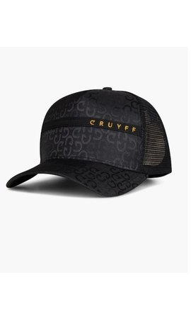 Cruyff Augusti Trucker / Black