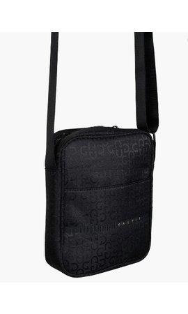 Cruyff Augusti Shoulder Bag / Black