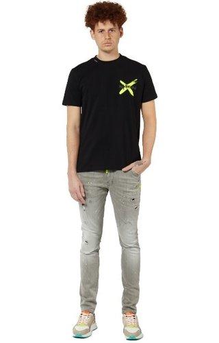 My Brand Badass Fear T-Shirt  Black