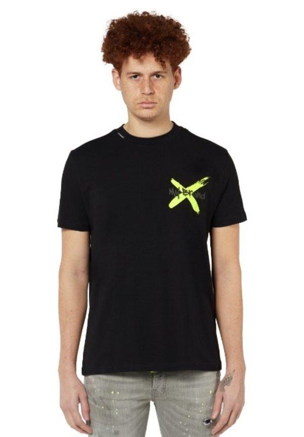 Badass Fear T-Shirt  Black