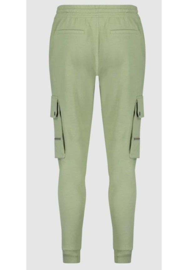 Purewhite Trackpants Army Green