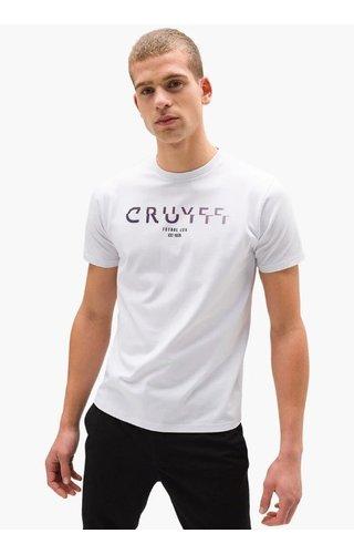 Cruyff Jeroni SS Tee White