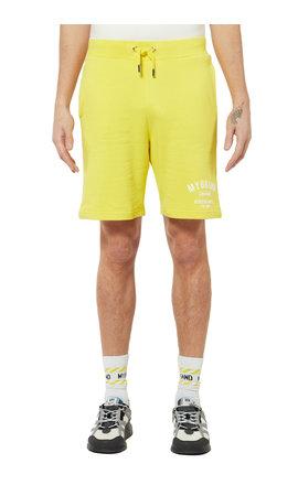 My Brand Basic Varsity Short Yellow