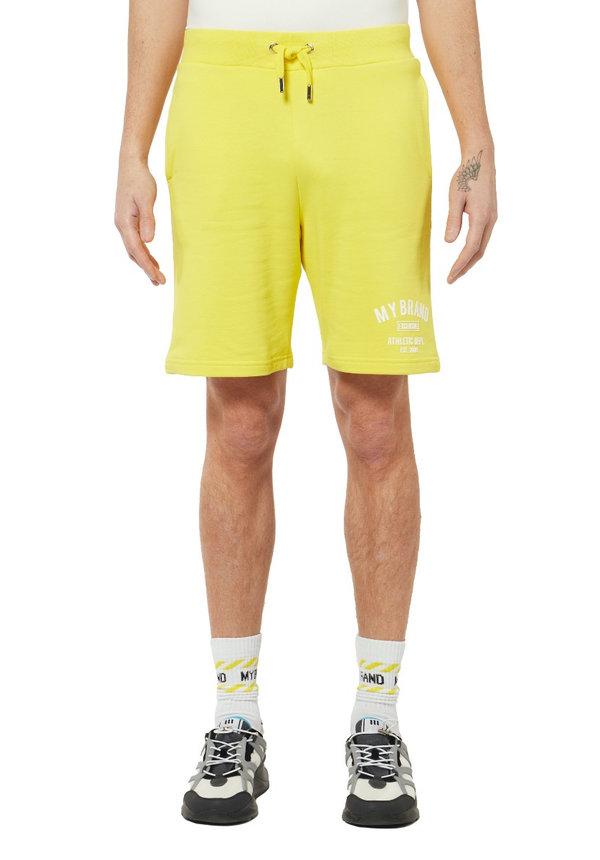 Basic Varsity Short Yellow