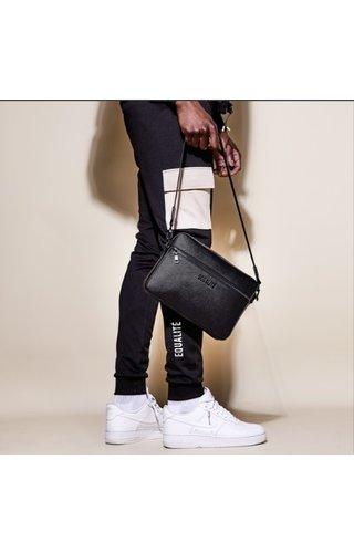 Equalité Dylan  Mesenger Bag Black