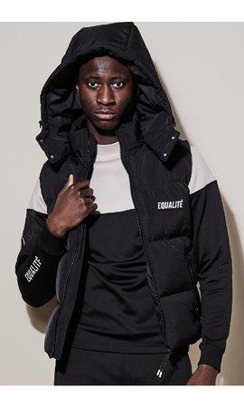 Equalité Kaleb Bodywarmer Black