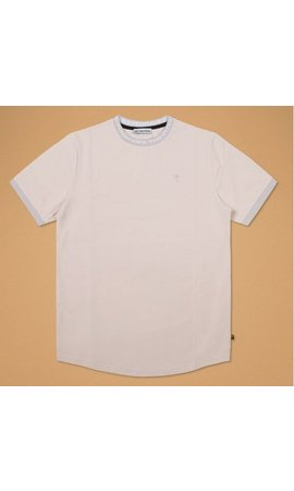 Off The Pitch The Solar Slimfit Tee / Light Grey
