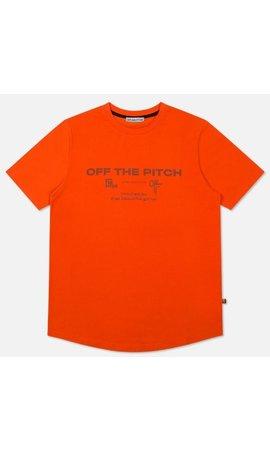 Off The Pitch The Sage Slimfit Tee / Orange