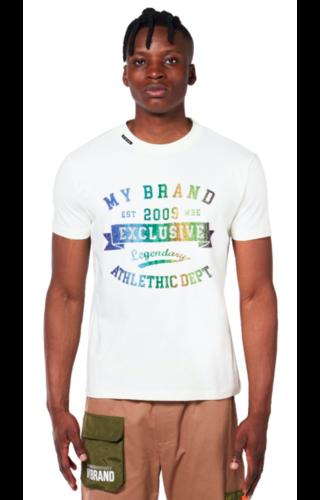 My Brand Legendary T-Shirt OFF-White