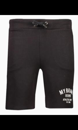 My Brand Basic Varsity Short Black