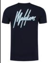 T-Shirt Navy - Light Blue