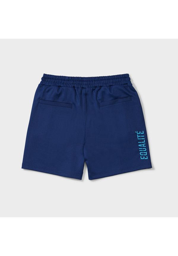 Demir Carbon Polyester Short Navy