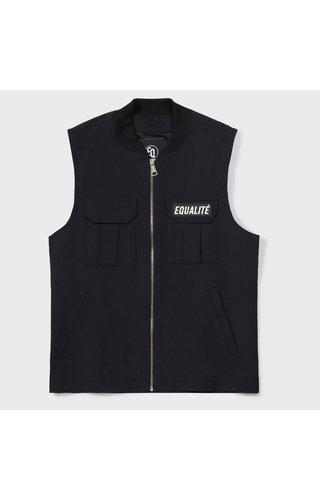 Equalité Cargo Vest Black