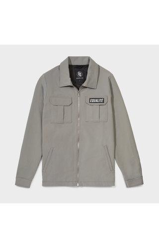 Equalité Cargo Jacket Olive/Grey