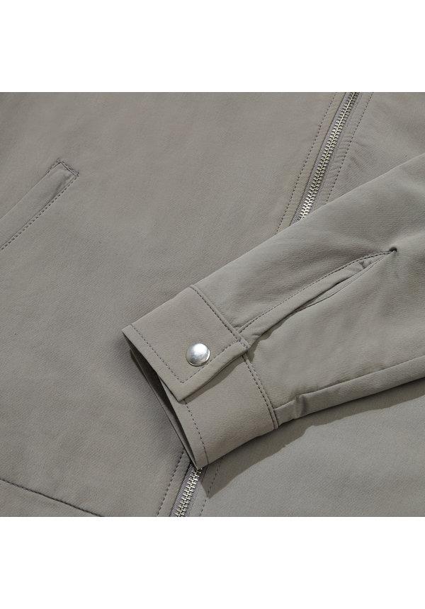 Cargo Jacket Olive/Grey