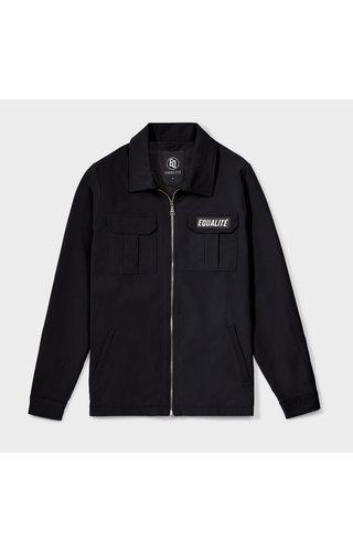 Equalité Cargo Jacket Black
