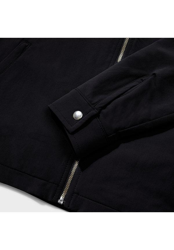 Cargo Jacket Black