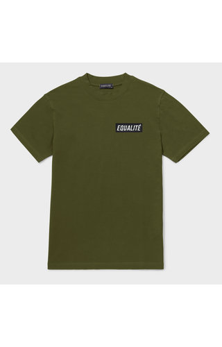 Equalité Travis Tee Army
