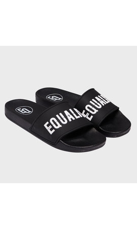 Equalité Sliders - Black