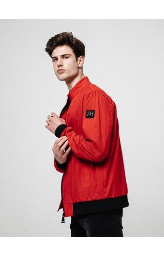 AB-Lifestyle Basic Summer Jacket - Red