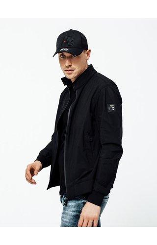 AB-Lifestyle Basic Summer Jacket- Zwart