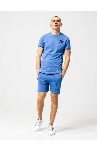 AB-Lifestyle Flag Tee - Amparo Blue