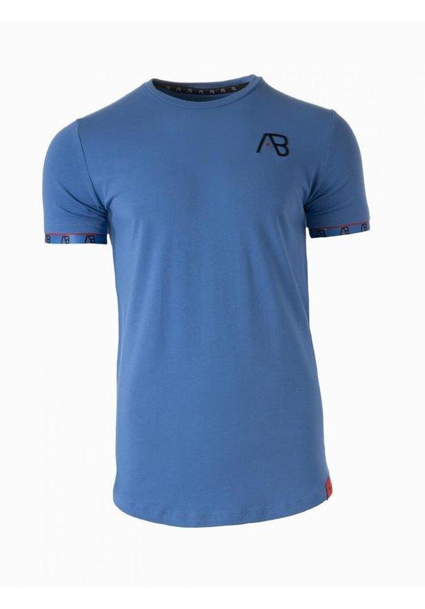 Flag Tee - Amparo Blue