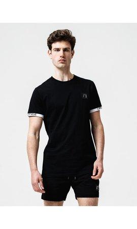 AB-Lifestyle Luigi Tee - Black