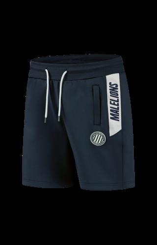 Malelions Sport Coach Short Cobalt Blue