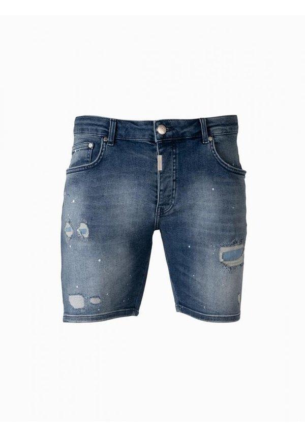 Short Jeans - Blue