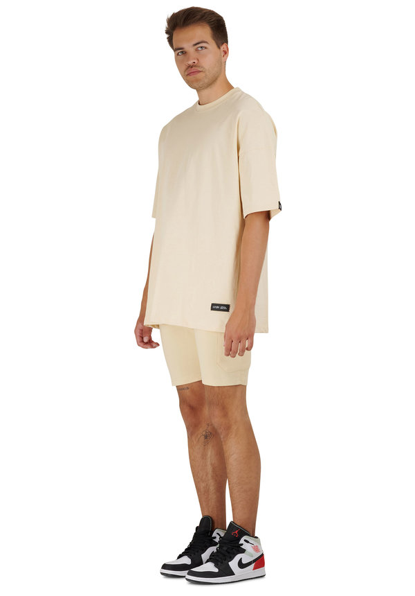 LEYON SS21 T-Shirt - Sand