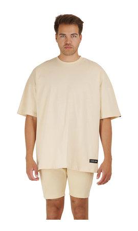 LEYON LEYON SS21 T-Shirt - Sand