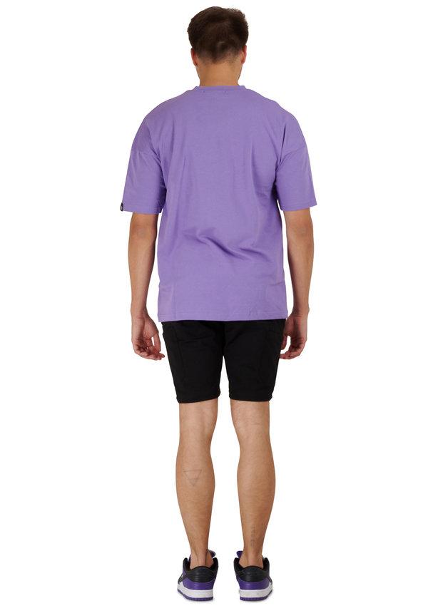 LEYON SS21 T-Shirt - Purple