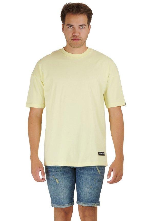 LEYON SS21 T-Shirt -  Yellow
