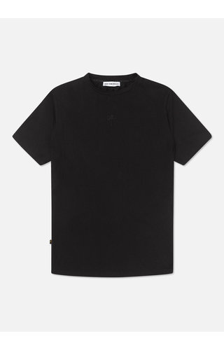 Off The Pitch The Soul Slimfit Tee- Black