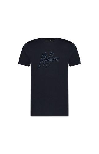 Malelions Essentials Black T-Shirt