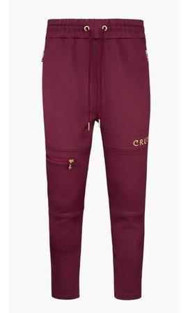 Cruyff Herrero pants - Burgundy