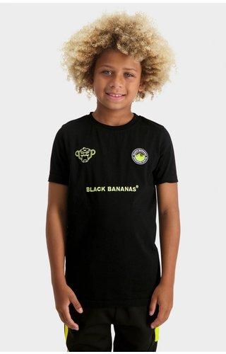 Black Bananas JR Monkey Tron Tee - Black