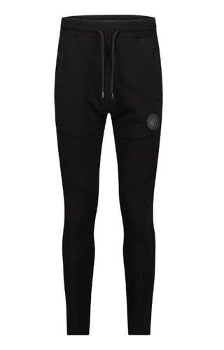 Malelions Sport Coach Trackpants -  Black-Antra