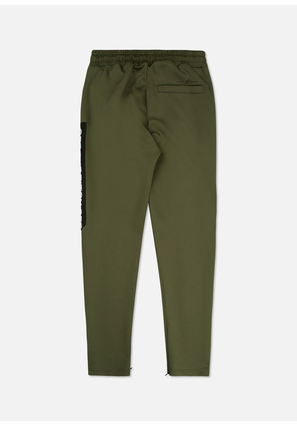The Soul Track Pant Olive