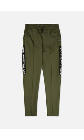Off The Pitch The Soul Track Pant Olive